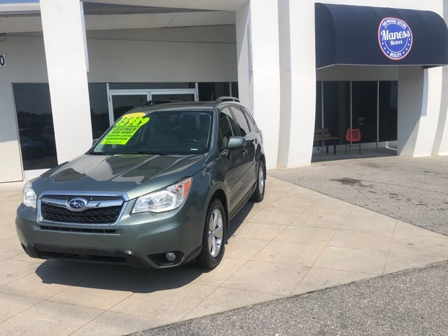 SUBARU FORESTER 2.5I TOURING in Rocky Mount