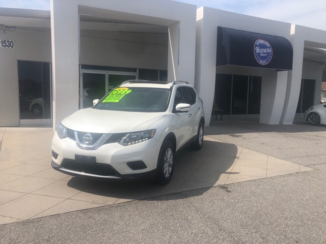 NISSAN ROGUE SV in Rocky Mount