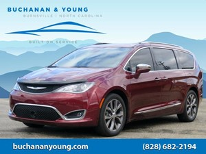 Picture of a 2017 Chrysler Pacifica Limited