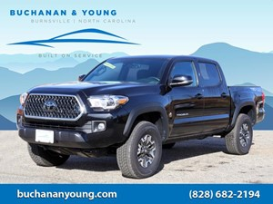 Picture of a 2019 Toyota Tacoma TRD Off-Road
