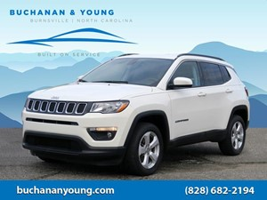 Picture of a 2018 Jeep Compass Latitude
