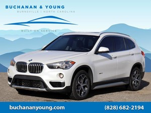Picture of a 2018 BMW X1 xDrive28i