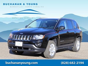Picture of a 2016 Jeep Compass Sport