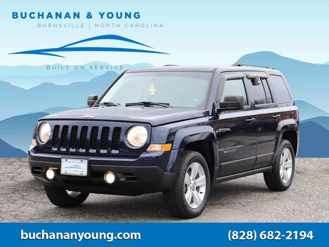 Jeep Patriot Sport in Burnsville