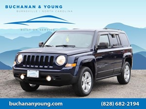 Picture of a 2014 Jeep Patriot Sport
