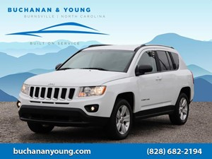Picture of a 2012 Jeep Compass Sport