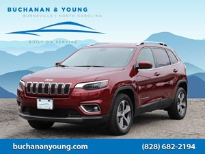 Picture of a 2019 Jeep Cherokee Limited