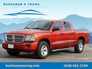 Picture of a 2008 Dodge Dakota Laramie