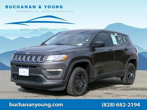 Picture of a 2018 Jeep Compass Sport