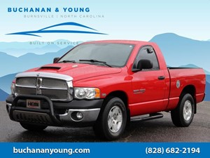 Picture of a 2005 Dodge Ram 1500 ST