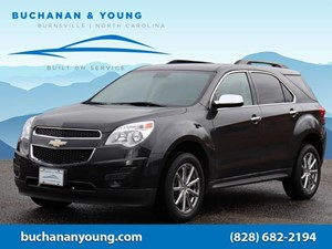 Picture of a 2015 Chevrolet Equinox LT