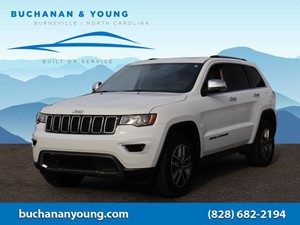 Picture of a 2020 Jeep Grand Cherokee Limited