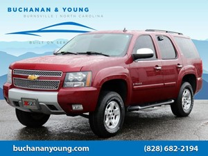 Picture of a 2007 Chevrolet Tahoe LTZ