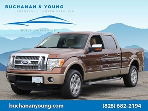 Picture of a 2012 Ford F-150 Lariat