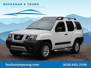 Picture of a 2015 Nissan Xterra S