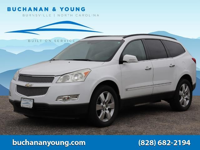 Chevrolet Traverse LTZ in Burnsville