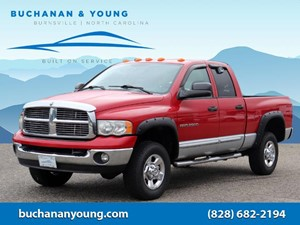 Picture of a 2005 Dodge Ram 2500 Laramie
