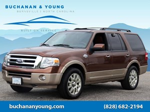 Picture of a 2011 Ford Expedition King Ranch