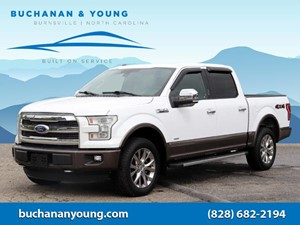 Picture of a 2016 Ford F-150 Lariat