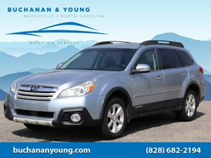Picture of a 2014 Subaru Outback 2.5i Limited