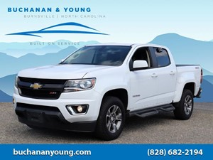 Picture of a 2018 Chevrolet Colorado Z71