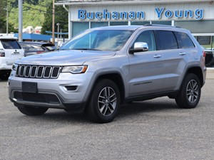 Picture of a 2017 Jeep Grand Cherokee Limited