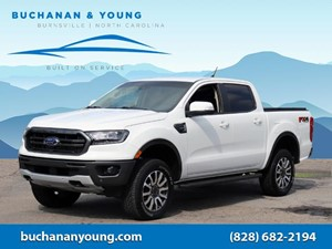 Picture of a 2019 Ford Ranger Lariat
