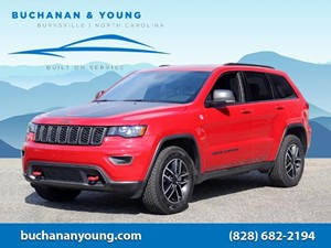 Picture of a 2020 Jeep Grand Cherokee Trailhawk