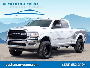 Picture of a 2019 RAM 2500 Big Horn