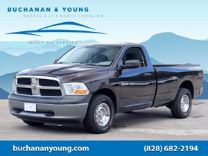 Picture of a 2011 RAM 1500 SLT