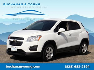 Picture of a 2016 Chevrolet Trax LS