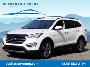 Picture of a 2015 Hyundai Santa Fe Limited