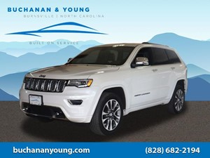 Picture of a 2017 Jeep Grand Cherokee Overland