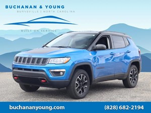 Picture of a 2020 Jeep Compass Trailhawk