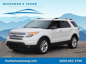 Picture of a 2013 Ford Explorer XLT