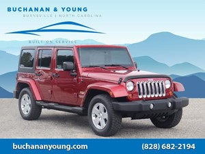 Picture of a 2012 Jeep Wrangler Unlimited Sahara