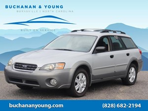 Picture of a 2005 Subaru Outback 2.5i