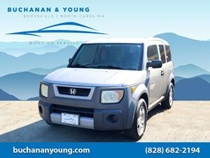 Picture of a 2003 Honda Element EX