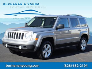 Picture of a 2015 Jeep Patriot Latitude