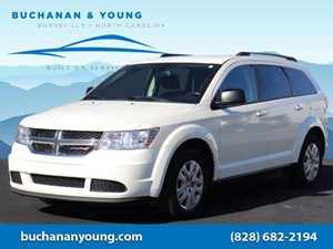 Picture of a 2016 Dodge Journey SE