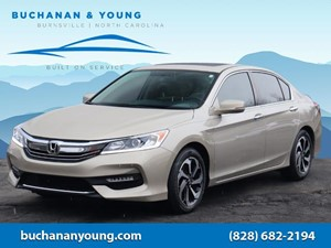 Picture of a 2016 Honda Accord EX