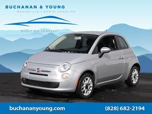 Picture of a 2013 FIAT 500 Pop