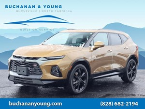 Picture of a 2019 Chevrolet Blazer RS