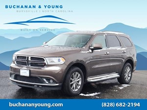 Picture of a 2017 Dodge Durango SXT