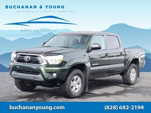 Picture of a 2014 Toyota Tacoma V6