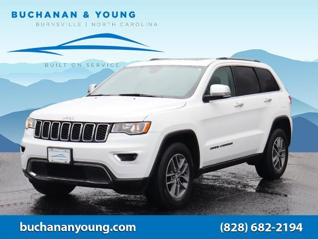 Jeep Grand Cherokee Limited in Burnsville