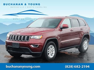 Picture of a 2018 Jeep Grand Cherokee Laredo