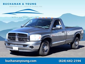 Picture of a 2008 Dodge Ram 2500 SLT
