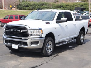 Picture of a 2020 RAM 2500 Big Horn