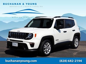 Picture of a 2020 Jeep Renegade Sport